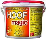 Biotin für Pferde mit Zink Kupfer Vitamin B6 und mehr - fördert Hufwachstum und Hornqualität - 5kg für ca. 200 Tage - Premium Biotin-Pellets zur Nahrungsergänzung. Zusatzfutter für Pferde